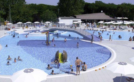 Adriano Camping Village - Camping-met-Zwemparadijs