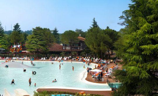 Family Park Altomincio - Camping-met-Zwemparadijs