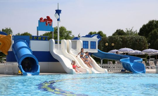 Sant Angelo - Camping-met-Zwemparadijs