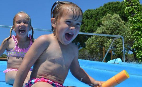 Camping Cayola - Camping-met-Zwemparadijs