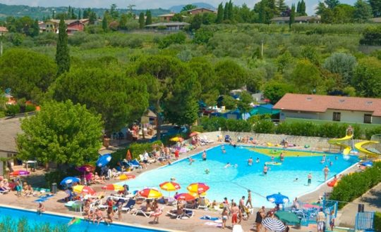 Cisano/San Vito - Camping-met-Zwemparadijs