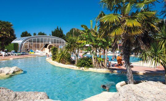 Côte de Nacre - Camping-met-Zwemparadijs