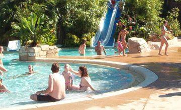 La Ville Huchet - Camping-met-Zwemparadijs