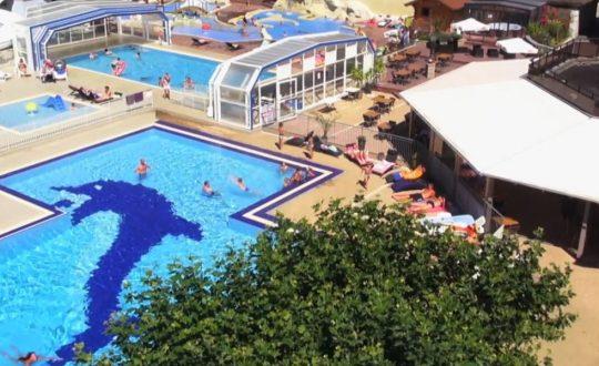 L'Idéal - Camping-met-Zwemparadijs