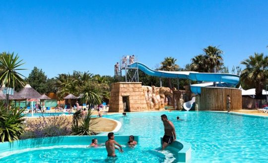 L'Air Marin - Camping-met-Zwemparadijs