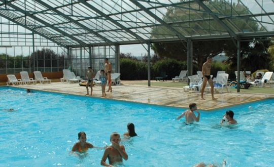 Le Carbonnier - Camping-met-Zwemparadijs