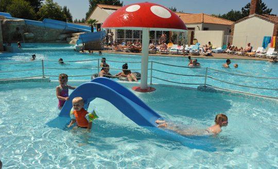 La Loubine - Camping-met-Zwemparadijs