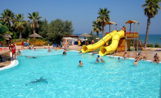 Internazionale Manacore - Camping-met-Zwemparadijs