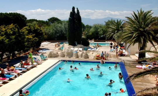 Club Mar Estang - Camping-met-Zwemparadijs