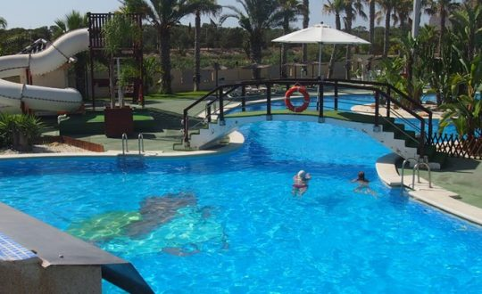 Marjal Guardamar Resort - Camping-met-Zwemparadijs