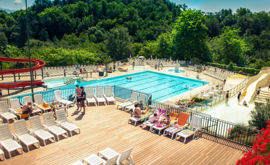 Norcenni Girasole Club - Camping-met-Zwemparadijs