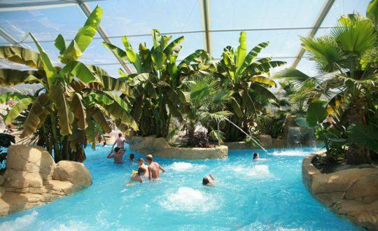 Domaine des Ormes - Camping-met-Zwemparadijs