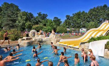 Parc de Fierbois - Camping-met-Zwemparadijs