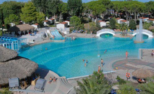 Pino Mare - Camping-met-Zwemparadijs