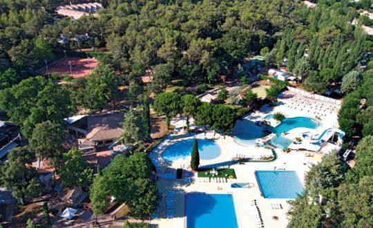 Plein Air des Chênes - Camping-met-Zwemparadijs