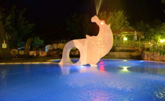 Le Ranc Davaine - Camping-met-Zwemparadijs