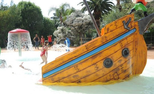 Rosselba Le Palme - Camping-met-Zwemparadijs