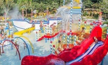 Le Serignan Plage - Camping-met-Zwemparadijs