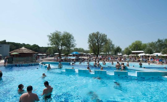 Spina Camping Village - Camping-met-Zwemparadijs
