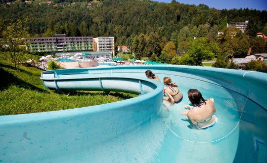 Terme Topolsica - Camping-met-Zwemparadijs