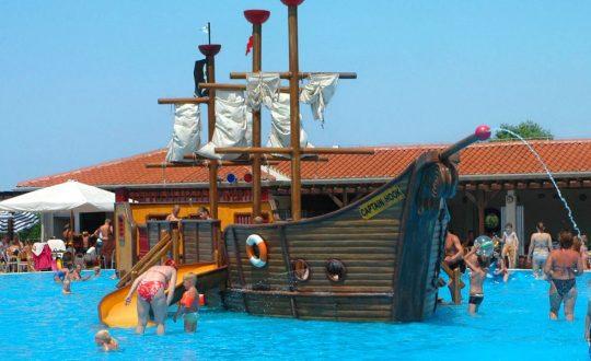 Park Umag - Camping-met-Zwemparadijs