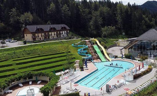 Eko Terme Snovik - Camping-met-Zwemparadijs