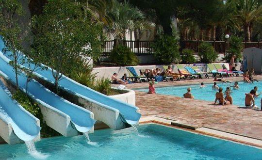 Vakantiepark La Palmeraie - Camping-met-Zwemparadijs