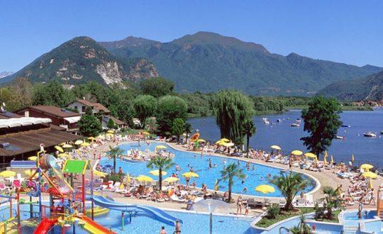 Village Isolino - Camping-met-Zwemparadijs