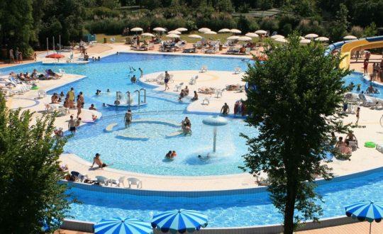 Villaggio Turistico Europa Grado - Camping-met-Zwemparadijs