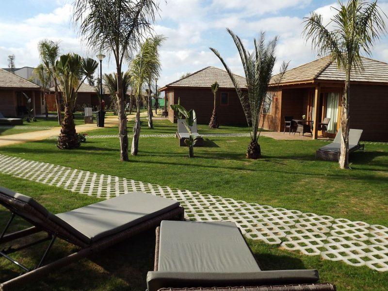 bungalow camping met zwemparadijs 3