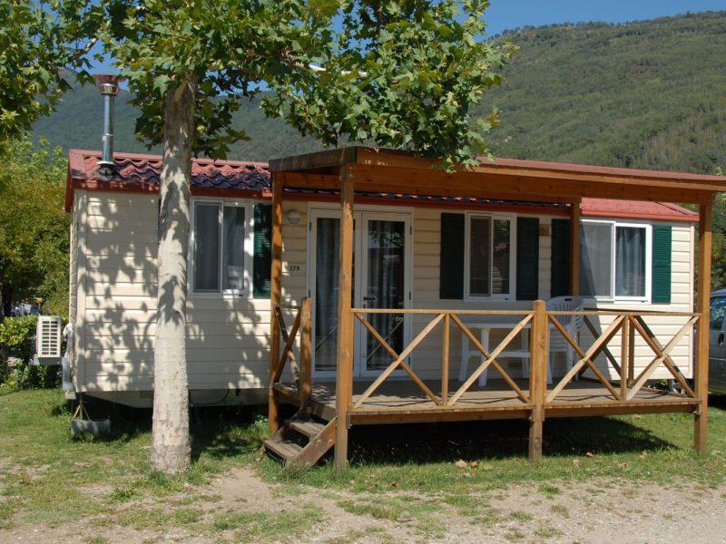 Continental Camping Village Stacaravan
