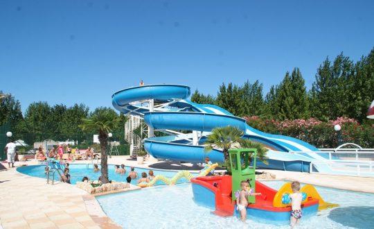 Rivièra d'Azur - Camping-met-Zwemparadijs