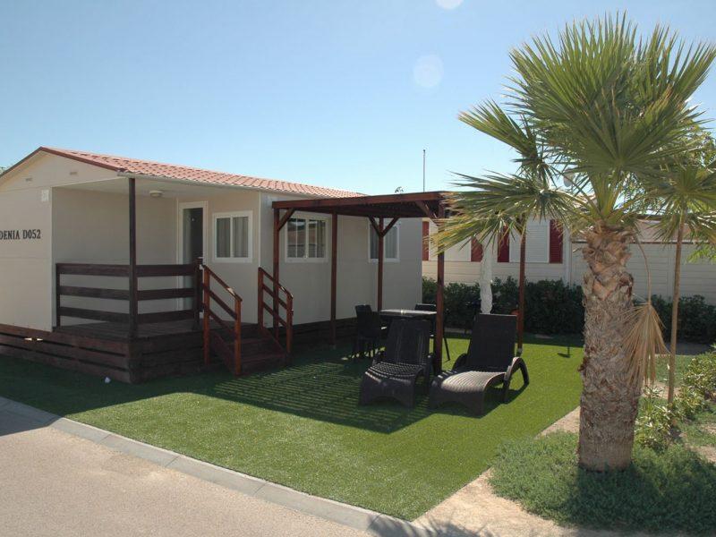 Marjal Costa Blanca Camping & Resort Stacaravan