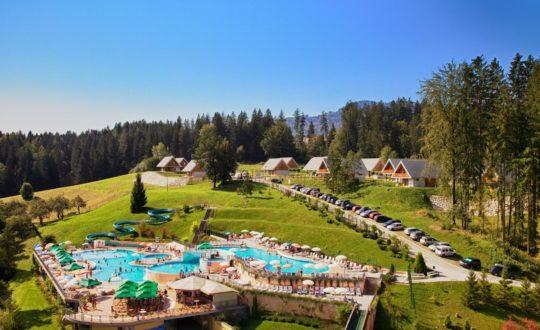 Terme Topolsica: het luxe vakantiepark met zwemparadijs in Slovenië