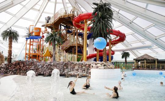 Lalandia Rødby: Hét vakantiepark met zwemparadijs van Denemarken