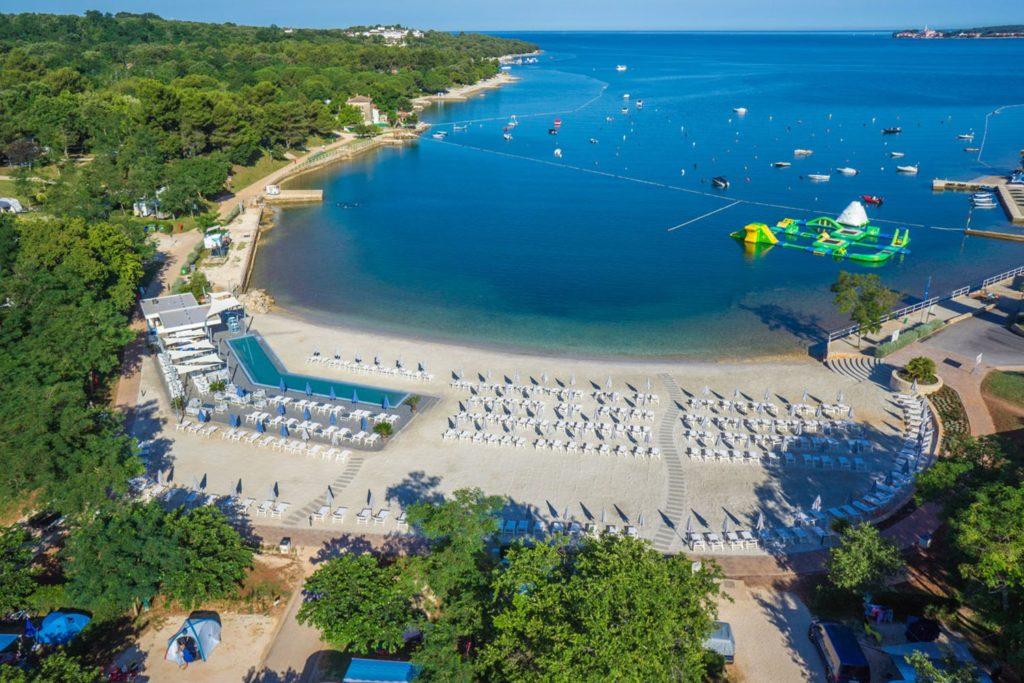 De 3 leukste campings met zwemparadijs in Kroatië - Camping met zwemparadijs