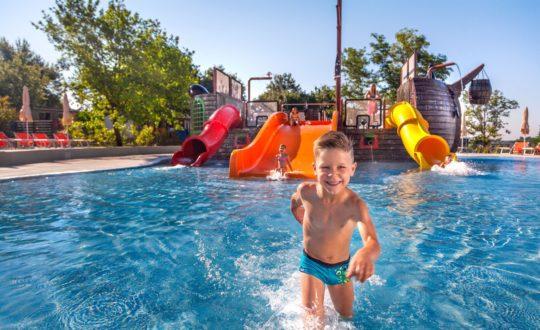 De 3 leukste campings met zwemparadijs in Kroatië