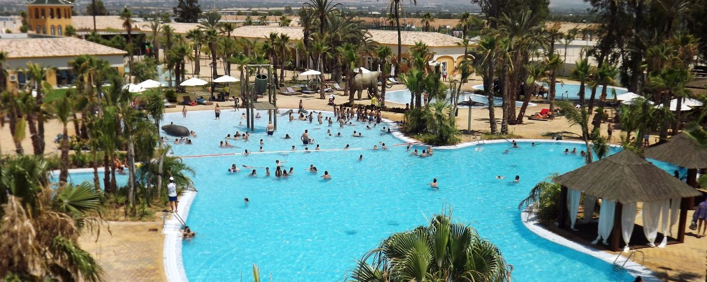 Marjal Costa Blanca Resort - Camping met Zwemparadijs