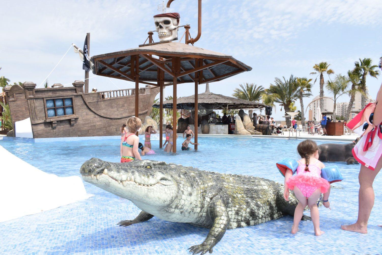 Kinderbad camping -Marjal Guardamar Resort