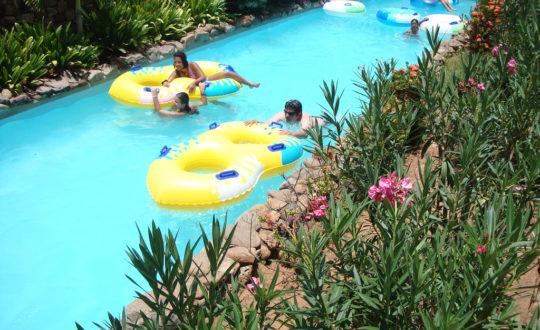 Het grote voordeel van een camping met zwemparadijs