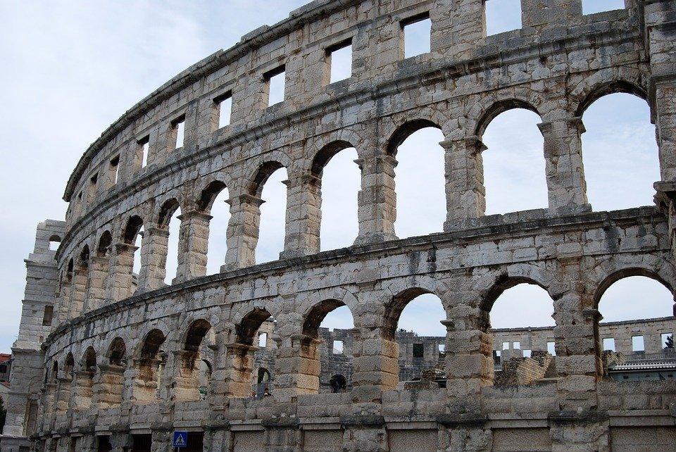 Parels van Istrië - Pula Arena