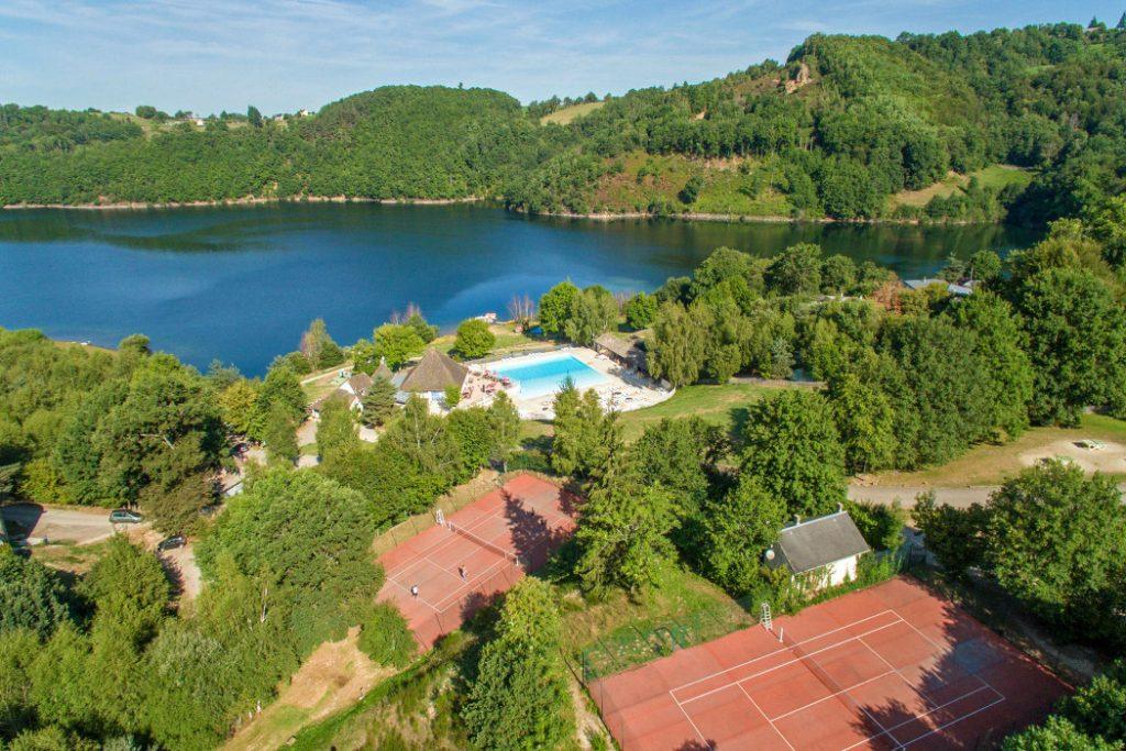 Domaine des tours last minute camping met zwemparadijs