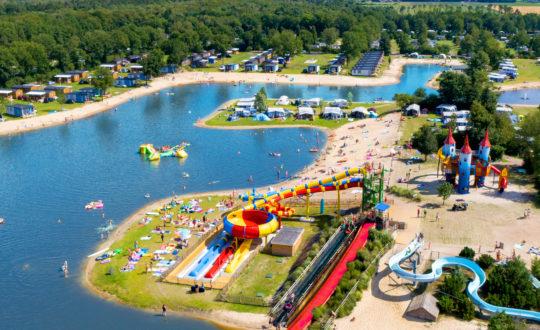 Vakantiepark Het Stoetenslagh - Camping-met-Zwemparadijs