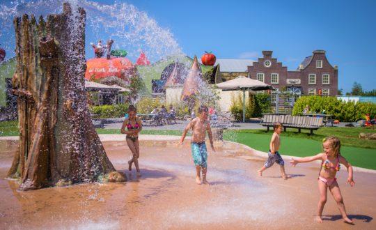 Vakantiepark De Bongerd - Camping-met-Zwemparadijs