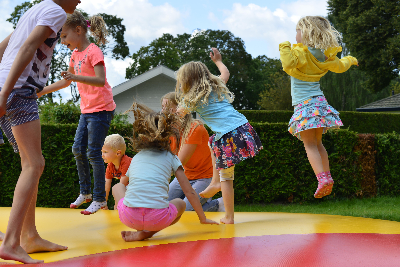 Zeumersehof trampoline